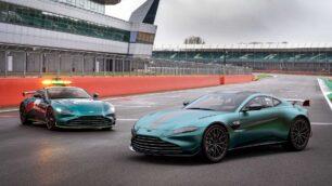 Aston Martin Vantage F1 Edition: un Safety Car apto para la vía pública