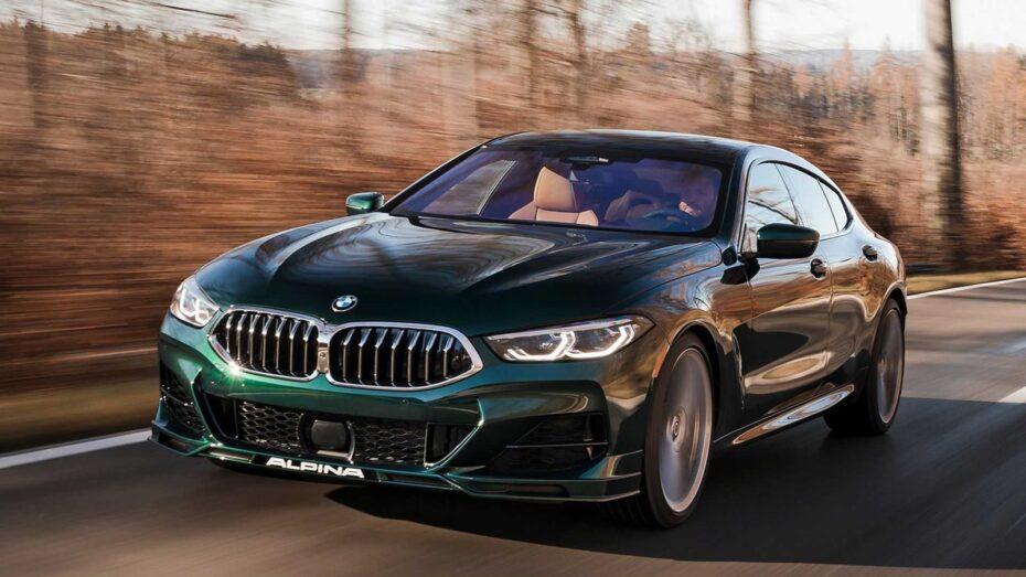 BMW ALPINA B8 Gran Coupé: lo mejor de lo mejor