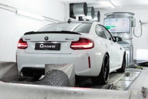 Si buscas un BMW M2 CS más potente que un Ferrari 458 Speciale esta es tu elección