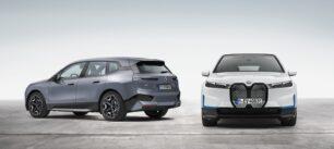 Así será la oferta mecánica inicial del BMW iX: Hasta 500 CV y más de 600 km de autonomía