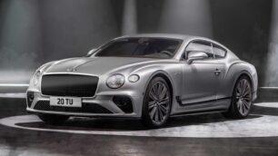 Bentley nos muestra el Continental GT Speed: el modelo de calle más dinámico de su historia