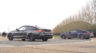 [Vídeo] BMW M4 Competition vs. BMW M440i xDrive: ¿Realmente merecen la pena 40.000€ de diferencia?