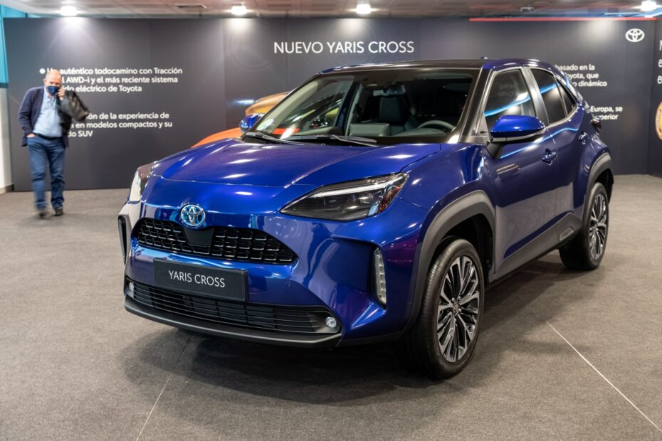 Primer contacto con el Toyota Yaris Cross: una interesante propuesta que llegará a final de año