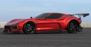 Por poco más de 15.000 euros tu Corvette se puede parecer a esta locura