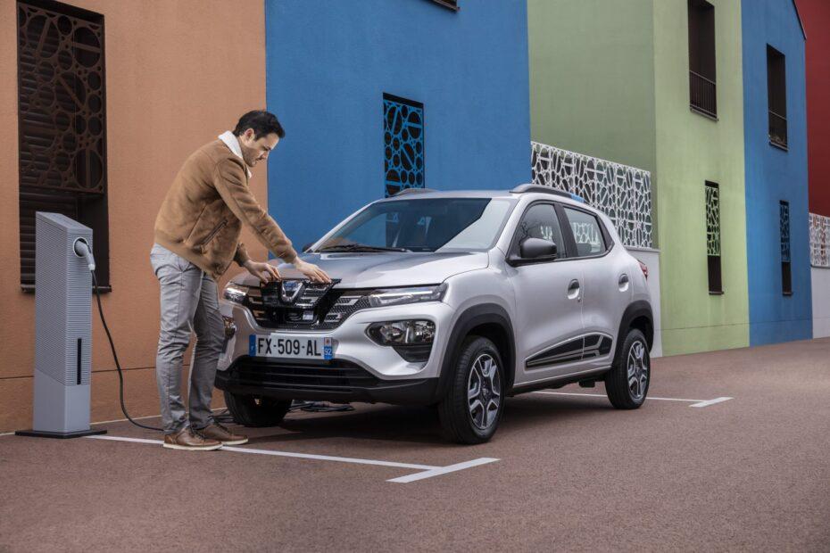El Dacia Spring arrasa en Francia: más de dos mil vendidos solo en septiembre