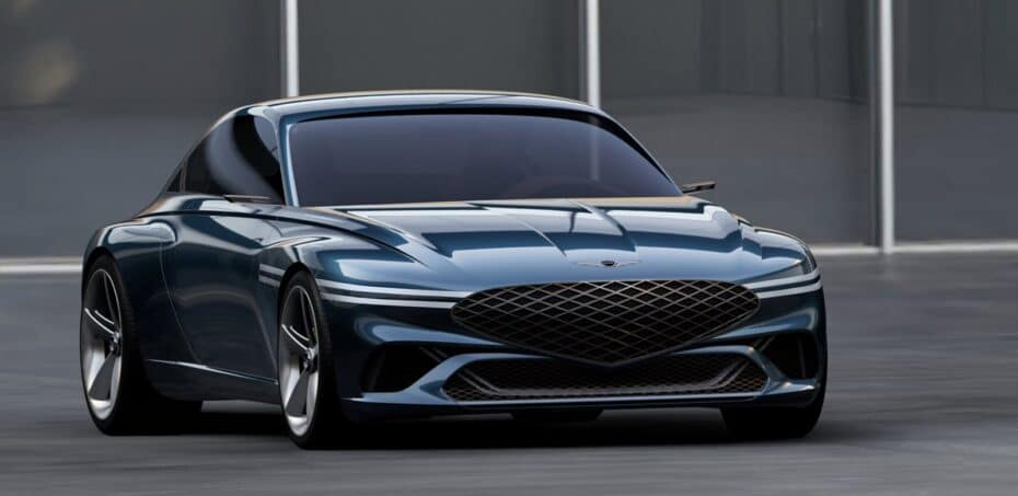 Así es el Genesis X Concept, el quinto concept de la marca