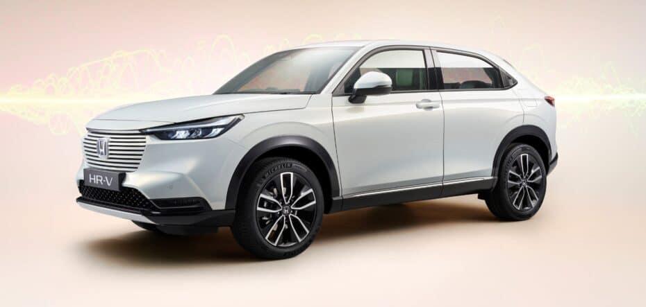 Honda vuelve a mostrarnos el HR-V: solo será híbrido pero seguimos sin saber lo más importante
