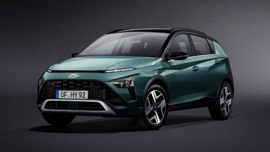 ¡Oficial! Hyundai presenta el Bayon, el SUV B que su gama necesitaba