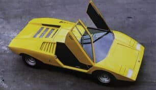El Lamborghini Countach LP 500 cumple 50 años: un póster de culto