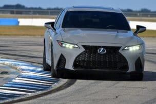 Así es el Lexus IS 500 F SPORT Performance Launch Edition que no veremos en Europa