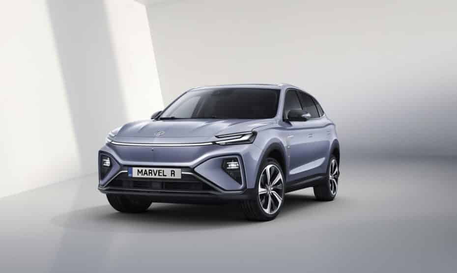 MG Marvel R Electric y MG5 Electric: las dos apuestas de MG para 2021