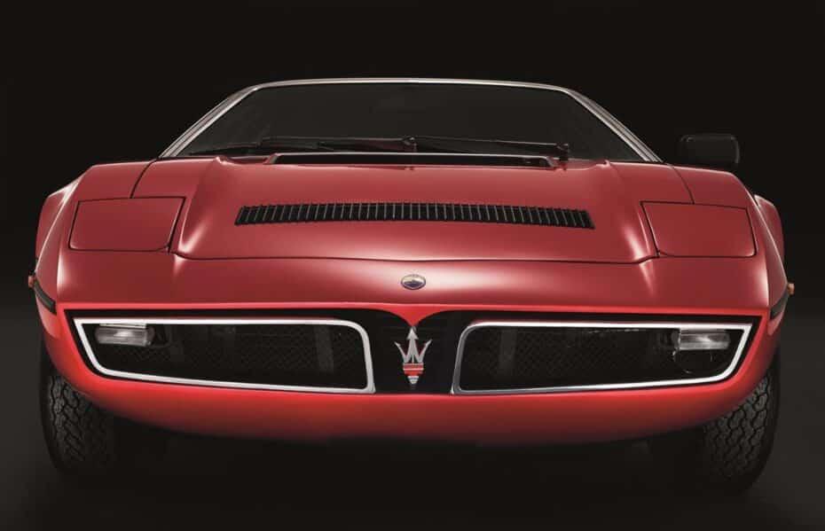 El Maserati Bora ya es un cincuentón: pero ojo a su figura y sus prestaciones…