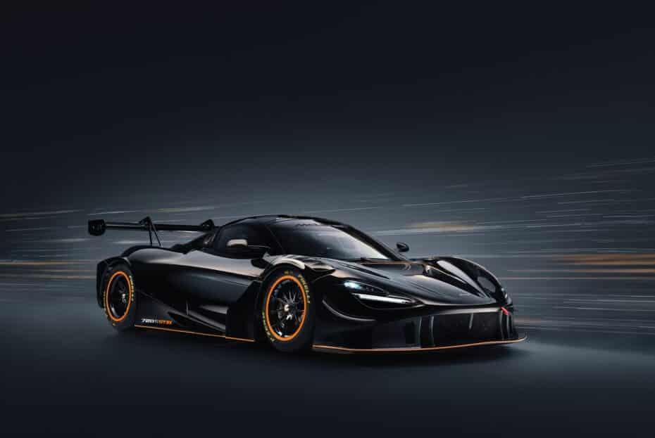 McLaren 720S GT3X: los de Woking vuelven a llevar el rendimiento a un nuevo nivel