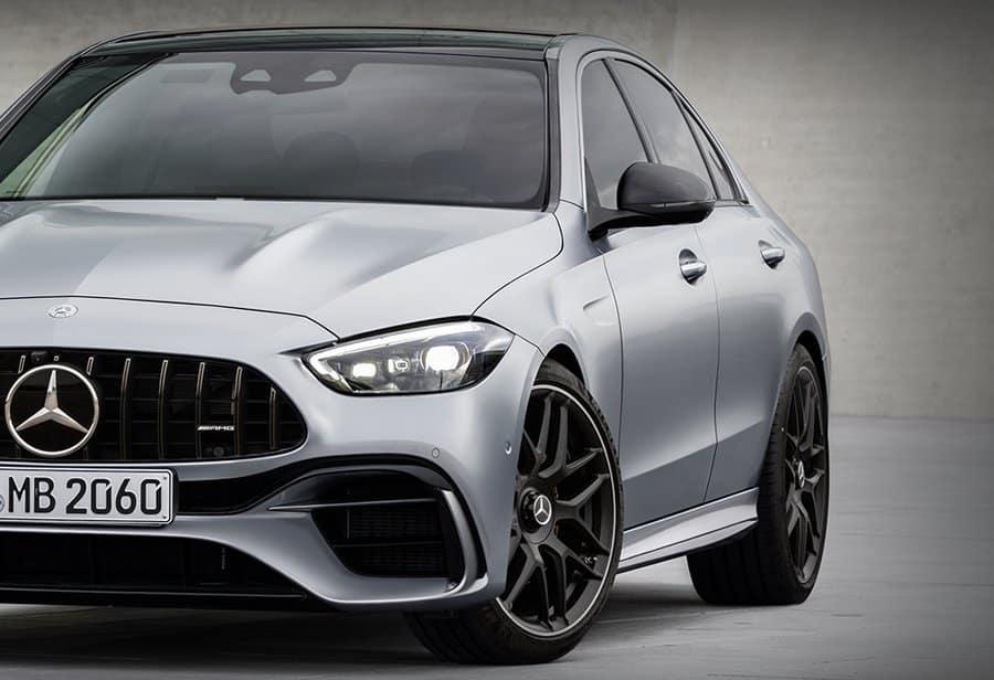 El nuevo Mercedes-AMG C 63 llegará con novedades mecánicas que no gustarán a todos…