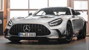 Hasta 1.126 CV para el Mercedes-AMG GT Black Series: a los alemanes se les ha ido la cabeza