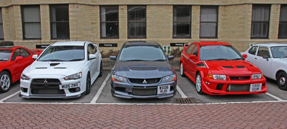 ¡Joyas a la venta!: Mitsubishi pone a la venta su flota «Heritage» en Reino Unido