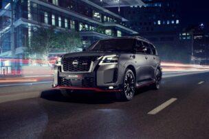 Nissan Patrol NISMO 2021: corazón V8 y alma de bestia