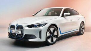 Así es el BMW i4: hasta 590 km de autonomía y una versión de 530 CV