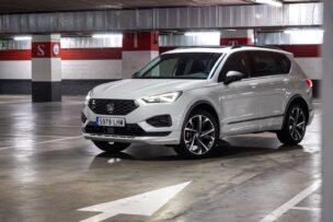 Prueba SEAT Tarraco 1.5 EcoTSI 150 CV DSG7 FR 7 plazas: la opción equilibrada de gasolina