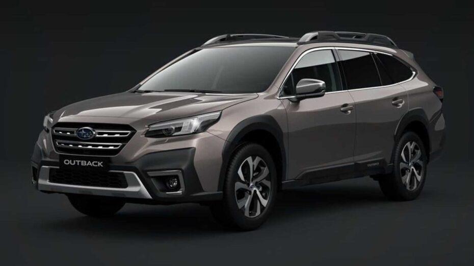 Así es la versión europea del nuevo Subaru Outback