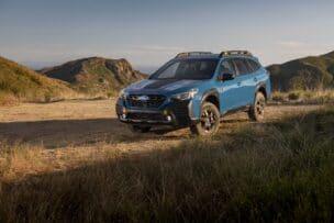 Subaru nos presenta el Outback Wilderness: decir que es bestia es quedarse corto