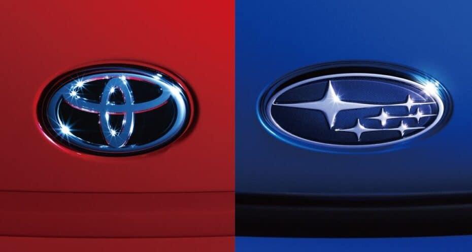 Toyota Gazoo Racing y Subaru están preparando algo gordo para el próximo mes