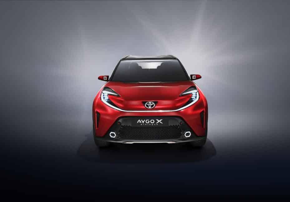 Toyota Aygo X Prologue: el anticipo del nuevo segmento A nipón