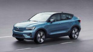 Arranca la comercialización del Volvo C40 en España