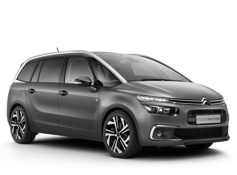 La edición C-Series llega al Citroën Grand C4 Spacetourer diésel