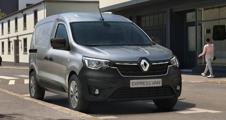 Ya a la venta el nuevo Renault Express Furgón: El Dokker francés