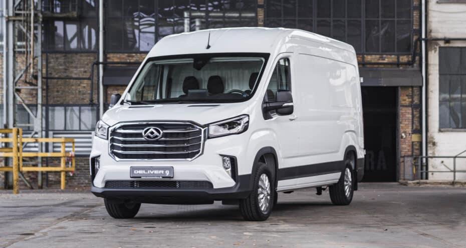 Bergé Auto distribuirá los Maxus en España: Llegan en junio
