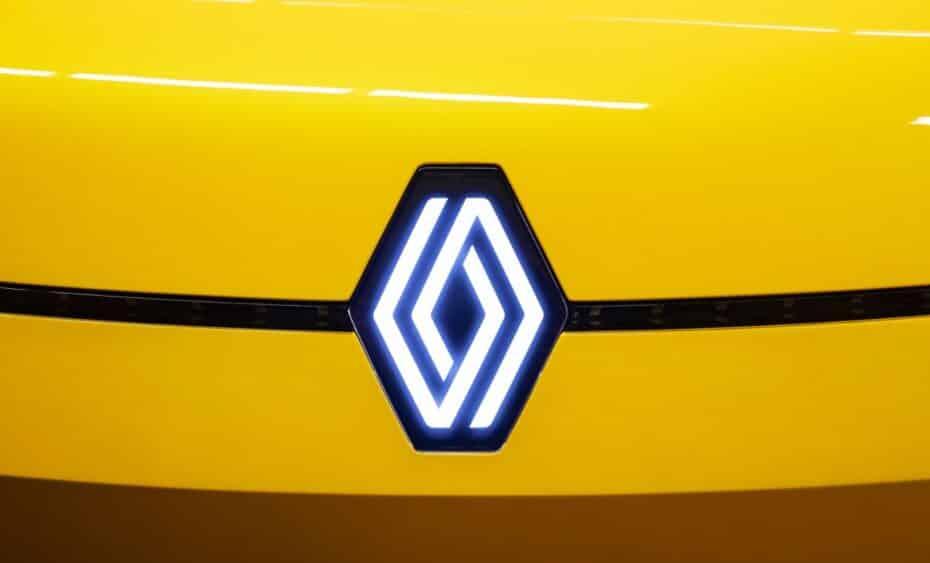 El nuevo logo de Renault llegará en 2022 y en 2024 todos sus modelos lo lucirán