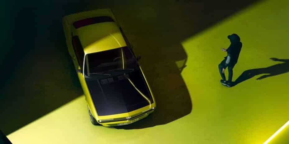 El Opel Manta regresa en formato eléctrico: Opel Manta GSe ElektroMOD