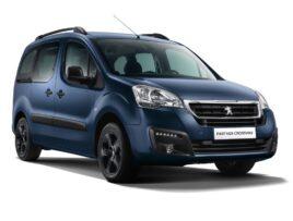 El nuevo Peugeot Partner Crossway es un viejo conocido
