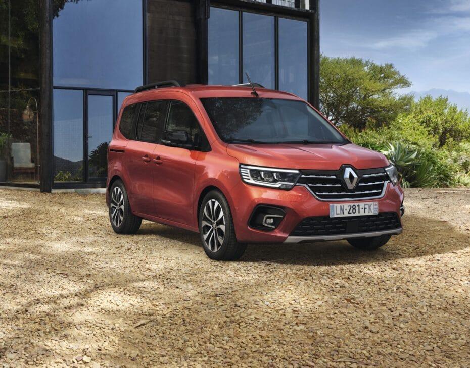 Así es el nuevo Renault Kangoo Combi: Pronto a la venta