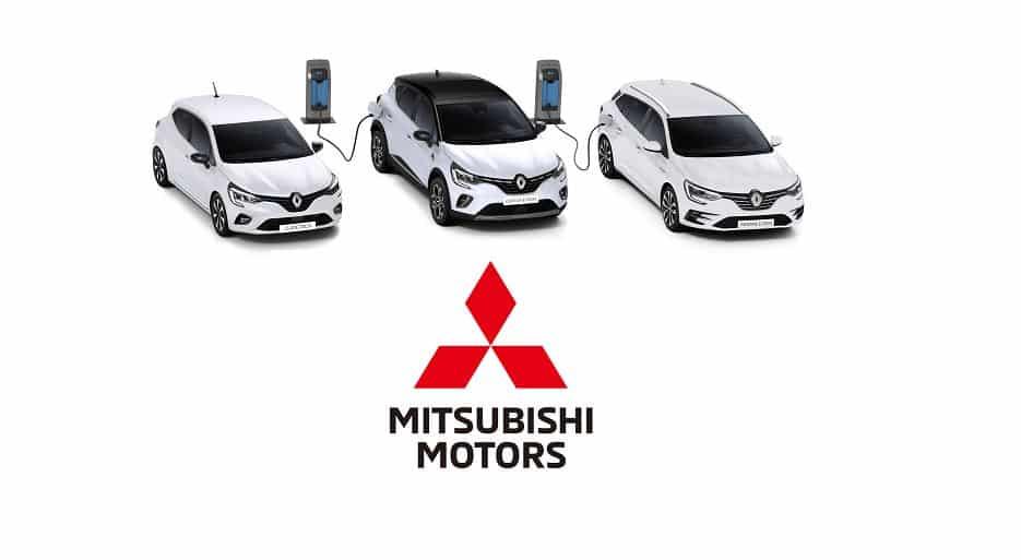 ¡Oficial!: Renault fabricará dos modelos para Mitsubishi en Europa, ¿Captur y Clio?