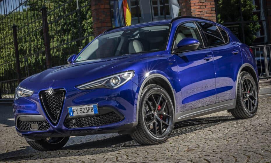 Nuevo Alfa Romeo Stelvio «Sprint Plus»: Ya a la venta