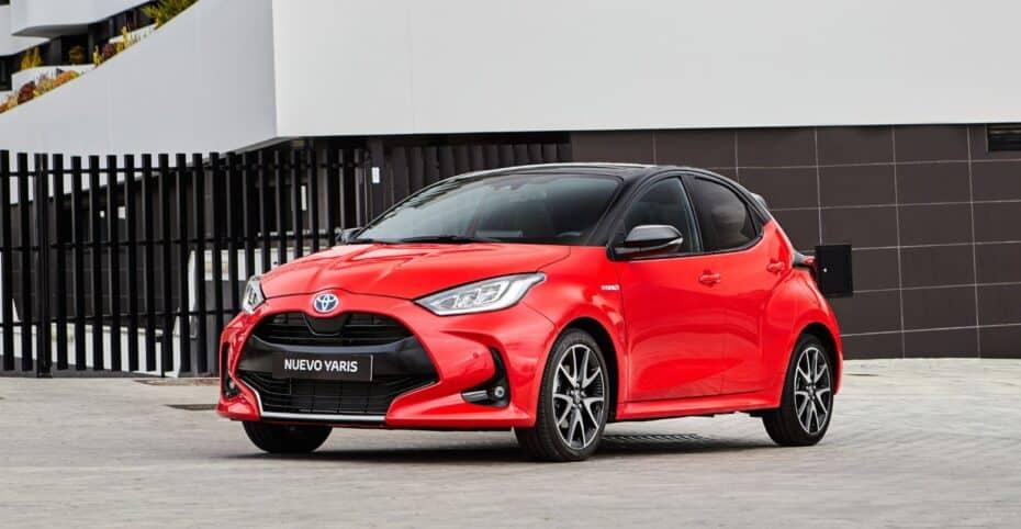 Y el premio al Coche del Año 2021 en Europa es para el Toyota Yaris