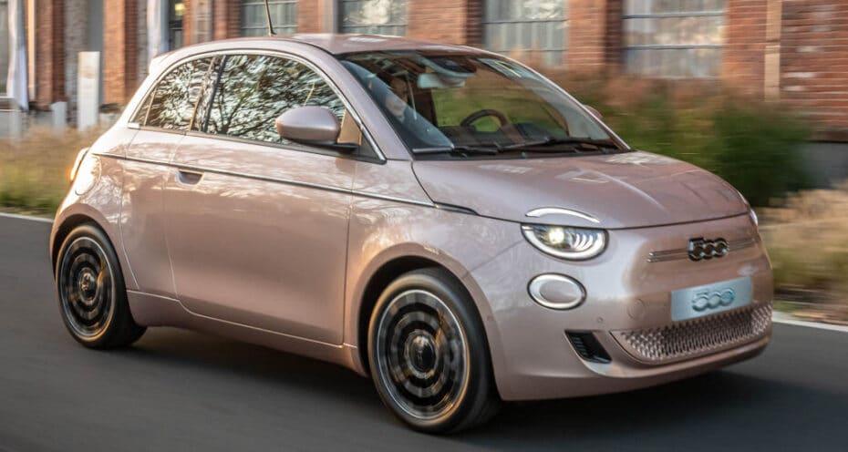 Fiat dejará los motores de combustión interna y a partir de 2030 será 100% eléctrica