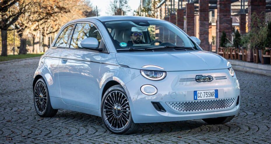 El Fiat 500e está ahora disponible por solo 14.990 €