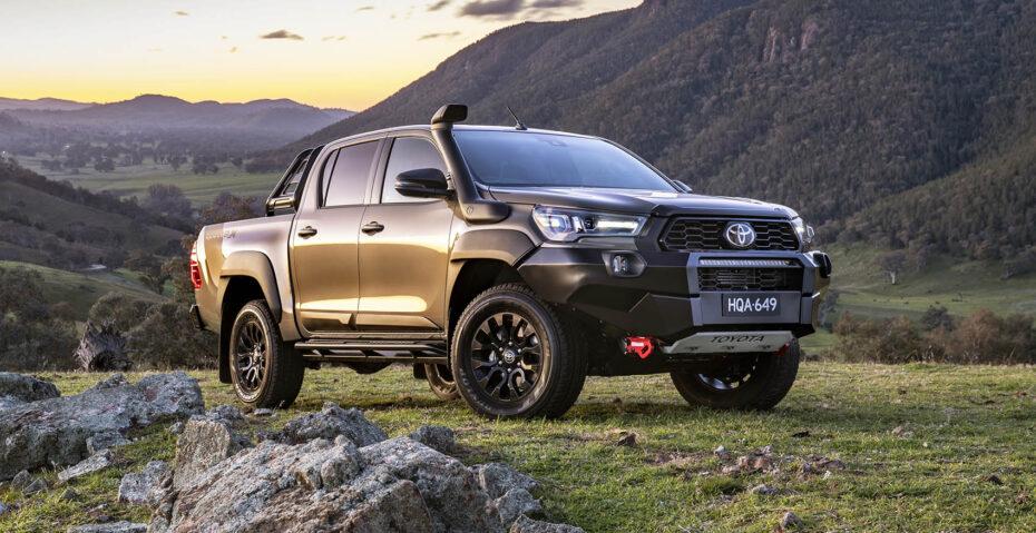 Ventas marzo 2021, Australia: Toyota domina a sus anchas