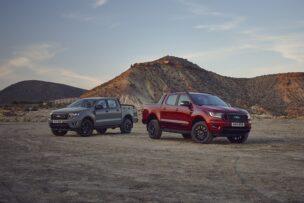 El Ford Ranger añade las ediciones limitadas Stormtrack y Wolftrak: ¿Cuál es la tuya?