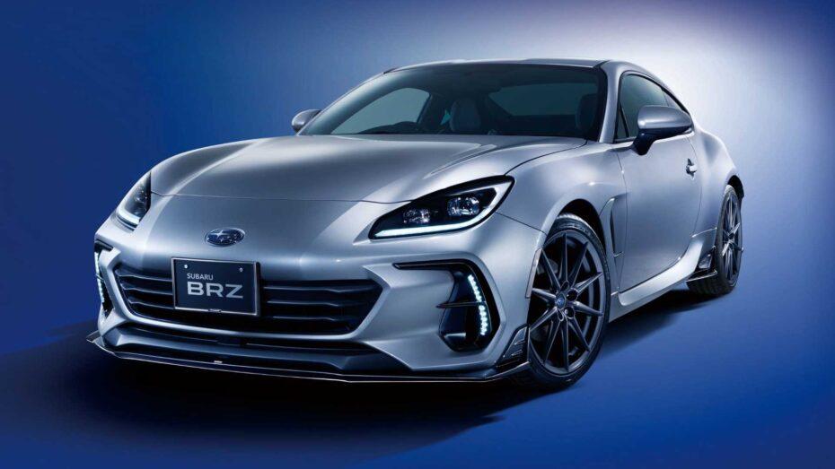 El nuevo Subaru BRZ ya tiene precio en algunos países: una ganga desde 23.774 euros al cambio