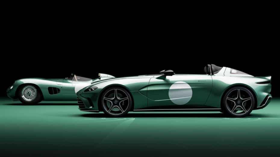 Aston Martin V12 Speedster DBR1: cuando creías que esta joya no podía ser más especial…