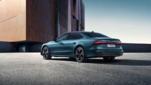 Audi presenta el A7 L: deja de ser un 5 puertas y se convierte en un sedán para China