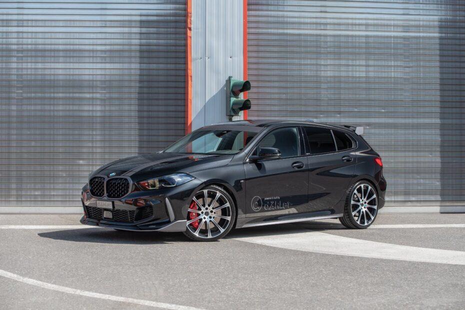 Hasta 313 CV, 500 Nm y un aspecto inmejorable para el BMW 128ti