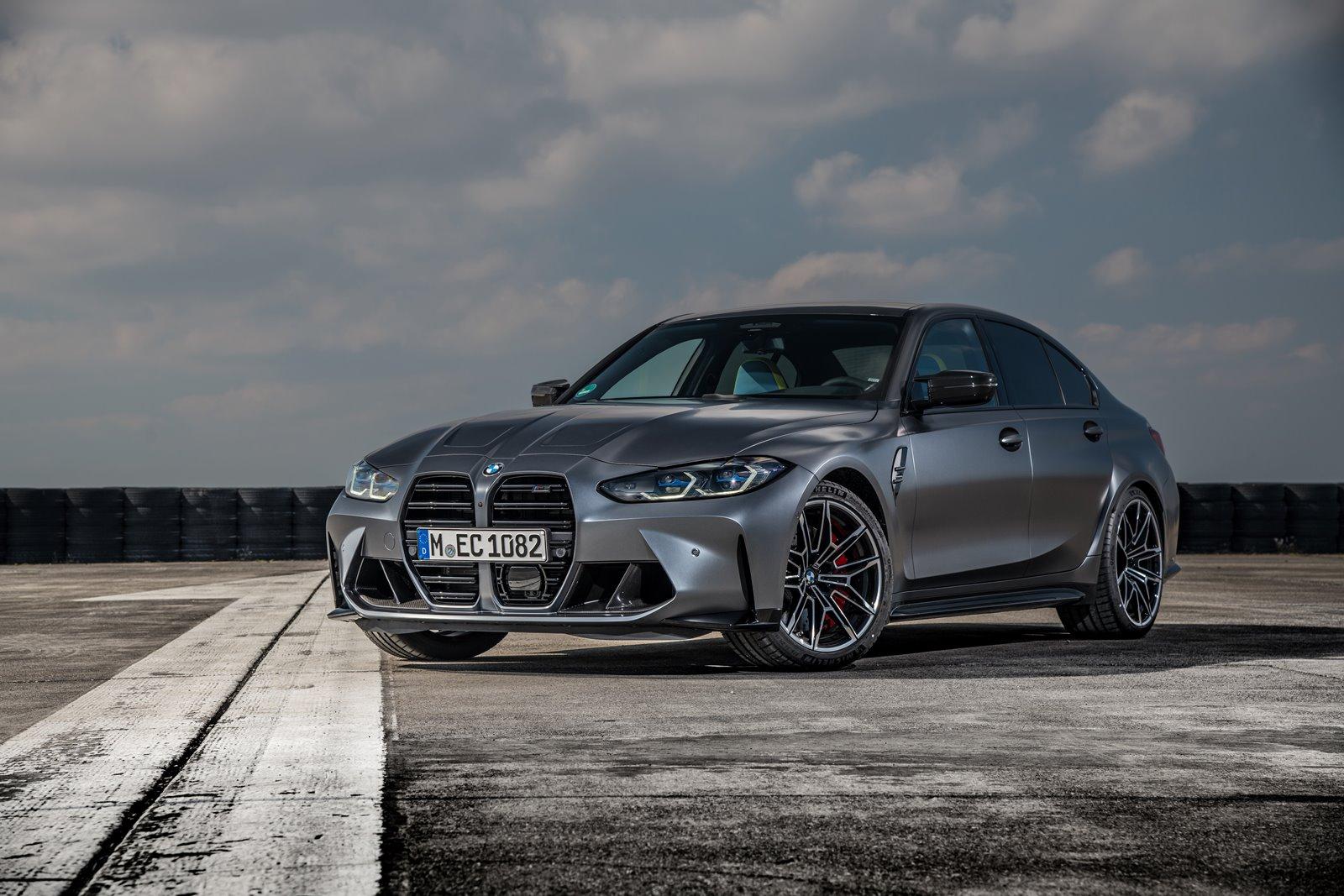Ya disponible el precio de los BMW M3 y M4 con tracción total