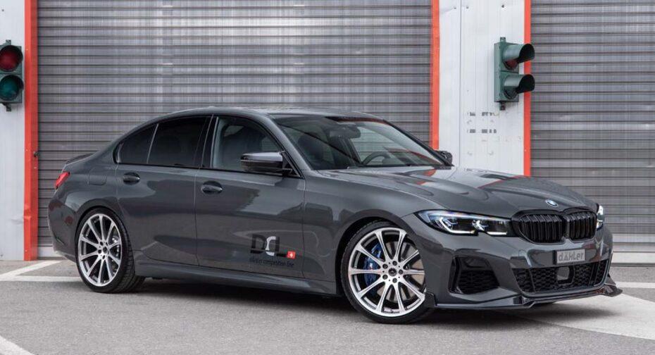 Si no te llega para el BMW M3, este M340i con hasta 456 CV no te va a decepcionar