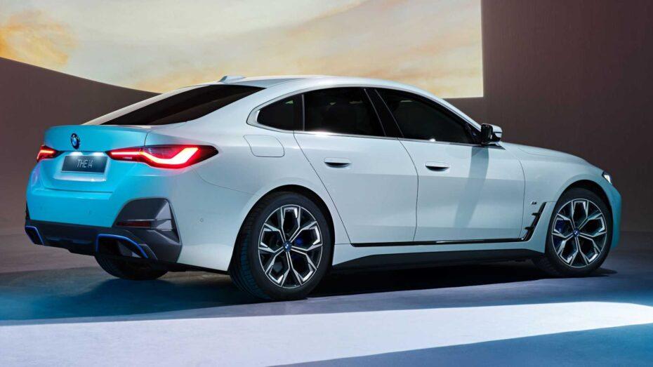 Así será el BMW i4 M Sport: probablemente el acabado más atractivo de la gama eléctrica