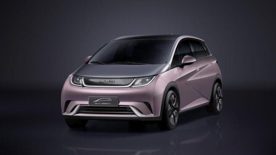Así es el BYD EA1, el eléctrico barato que revolucionará el mercado